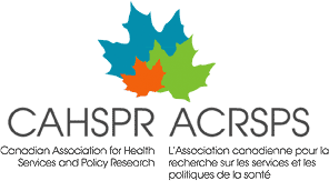 Canadian Association for Health Services and Policy Research